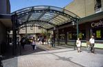 Grangemouth town centre after refurbishment