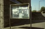 Broken sign, Union Rd, Grangemouth