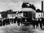 """Town Council """"Special""""  Opening of Falkirk Tramways"""