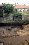 Archaeological excavation, Pleasance, Falkirk