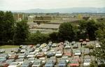 Rear Car Park, Municipal Buildings, Falkirk