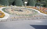 Floral Clock at Dollar Park