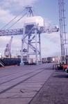 Container Crane at Grangemouth Docks
