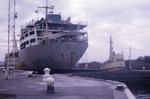 Entrance to Grangemouth Docks