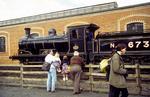 Scottish Railway Preservation Society (SRPS) Steam Day at Bo'ness Station