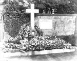 Gravestone of Margaret Forbes