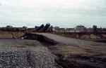 Central Retail Park site during construction
