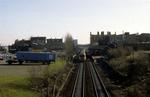 Grahamston railway station from Hope St bridge