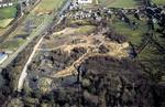 Aerial view of Nobel site, Reddingmuirhead