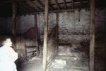 East Kerse Mains Farm stables, interior