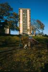 High Flats, Callendar Park