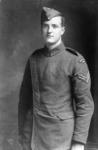 Man in Royal Flying Corps uniform