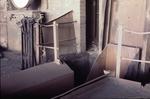 Loading mechanism for the cupola, Cockburn Works, Falkirk