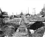 Petro-chemical construction site