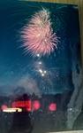 Fireworks at Callendar House
