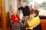 Council care home for elderly