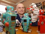 Robots exhibition at Callendar House