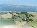 Aerial view of Bo'ness