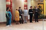 Queen officially opens Mariner Centre, Camelon