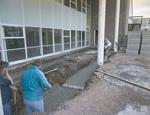 Denny High School construction progress