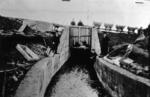 Grangemouth Waterworks.  North Third Waterworks and Reservoir, St Ninian's, under construction
