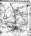 Photograph of a map of Falkirk