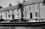 "Steam Ship ""Charlotte Dundas"" with Canal Street Grangemouth"