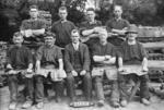 Carron Blast Furnace workers