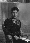 Portrait of a Victorian woman