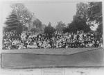 """West United Presbyterian Church Congregational Garden Party at South Bantaskine, June 17th 1899."""