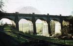 Almond aqueduct, Union Canal, Clifton Hall, Edinburgh