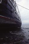 Ship at Maclellan's  Yard, Bridgeness