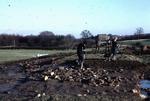 Kinneil Fortlet excavation