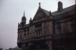 Post office building in Vicar Street, Falkirk