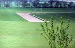 Football ground beside Redbrae Tip