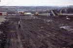 Tamfourhill industrial estate under construction