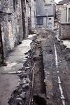 Wooer St excavation