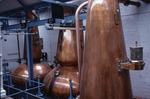 Stills for low wines  Rosebank Distillery