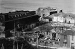 Derelict warehouse in Main St, Bo'ness