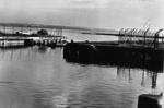 Bo'ness harbour.