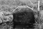 Gravestone of James Lafferty, Corbiehall Cemetery, Bo'ness.