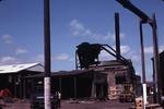 Yard and buildings, J Jones & Sons Ltd. Foundry Loan, Larbert