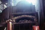 Interior, steam boiler room, J Jones & Sons Ltd.Foundry Loan, Larbert.