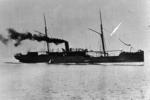 SS Grange at sea