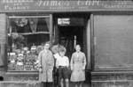 James Earl's shop, Stirling Street, Denny
