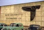 Alexander's Coachbuilding Works, Glasgow Rd., Camelon, Falkirk
