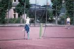 Woodlands tennis courts, Falkirk