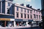 Shops on Falkirk High St