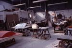 Pattern shop at Falkirk Pattern & Equipment Ltd
