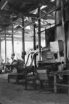 Assembly workshop at Caledonia Works, Bonnybridge